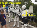 Don't ignore Stormtroopers...