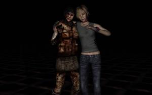 Silent Hill 3 Cheryl and Alessa (ReEdit)
