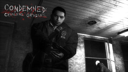 Condemned Criminal Origins Ethan Thomas Background by DarkReign27