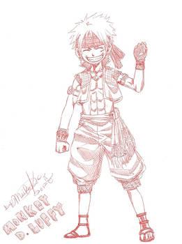 Luffy My Style
