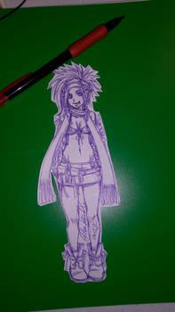 Rikku FF-X2