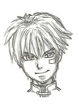 Sketch Ruairi