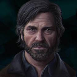 The Last of Us Part 2. Joel Miller