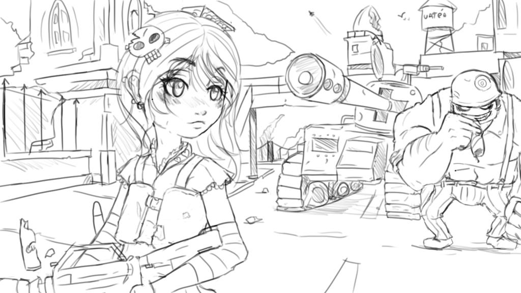 War by lFall