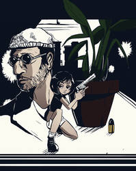 Leon: The professional by lFall
