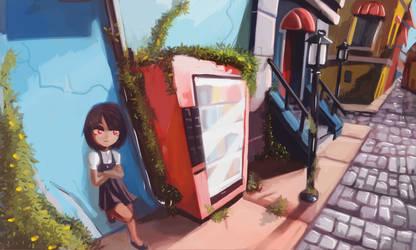 Street by lFall