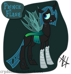 Prince Flash of the Badlands