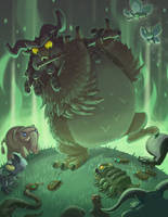 Moonkin Managerie by Oozn
