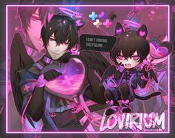 [OPEN] Lovirium event SP2- GD: Zombie-Effect by yulyul-box