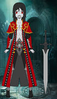 Castlevania Lords of Shadow 2: Dracula