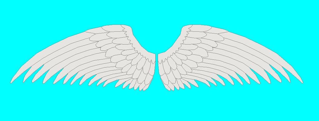 Angel Wings Base by RyuRyugami on DeviantArt