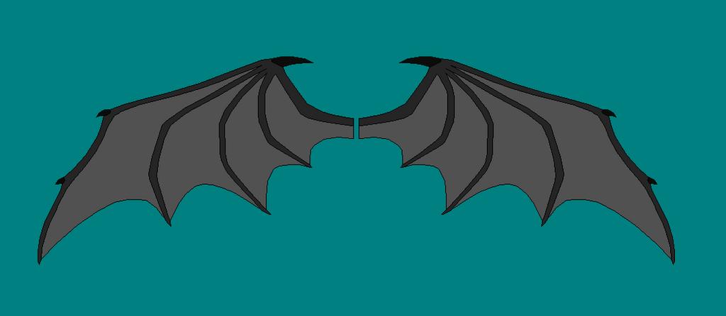 Demon wings base by RyuRyugami on DeviantArt