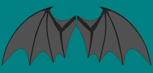 Bat Wings Base 4