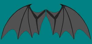 Bat Wings Base 4 by RyuRyugami