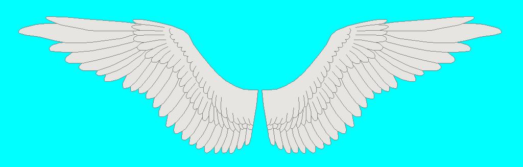 Angel Wings Base 4 by RyuRyugami on DeviantArt