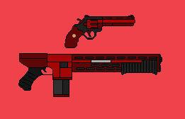 Tanya Parker's Guns