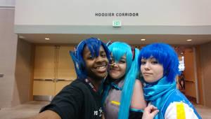 Best Vocaloid Selfie