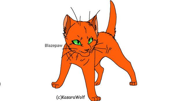 Blazepaw