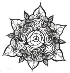 Banbury Mandala by insomniacs-nightmare