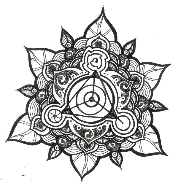 Ajke Guide To Get Mandala Tattoo Designs