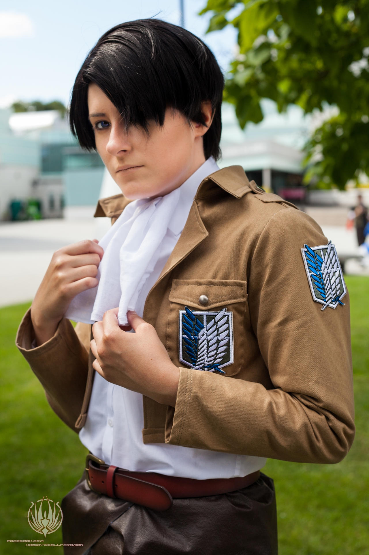 Shingeki no kyojin attack on titan levi rivaille figma car tuning