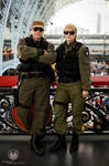 Stargate SG-1:  Just Chillaxing