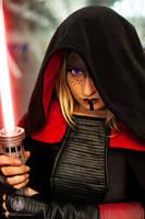 Sith Lord - The Dark Side Awaits by faramon