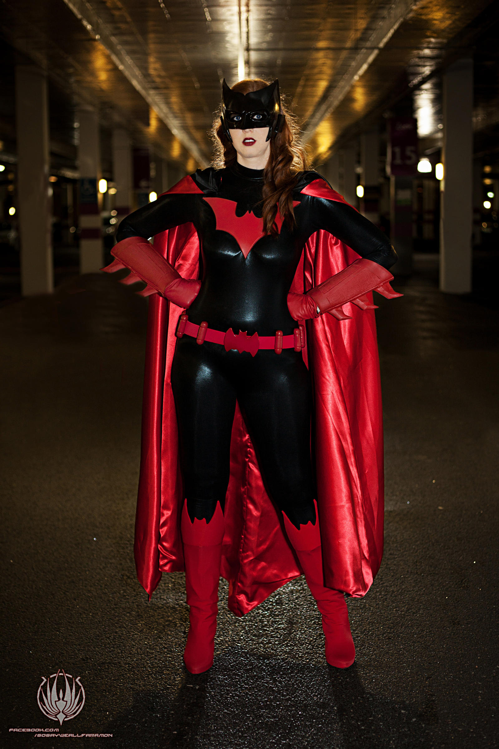 Batwoman - Proud and Ready by faramon