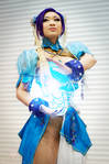 Focus - Chun Li Cosplay / Yaya Han
