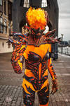 Skyrim - Atronach - MCM London Comic Con May 2014