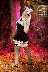 Bunny Maid Super Sonico - Kana Cosplay