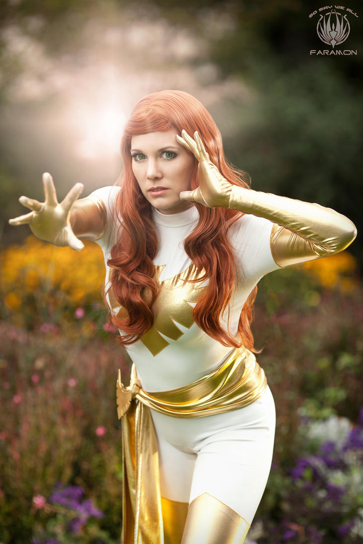 Jean Grey - Mind Matters by faramon