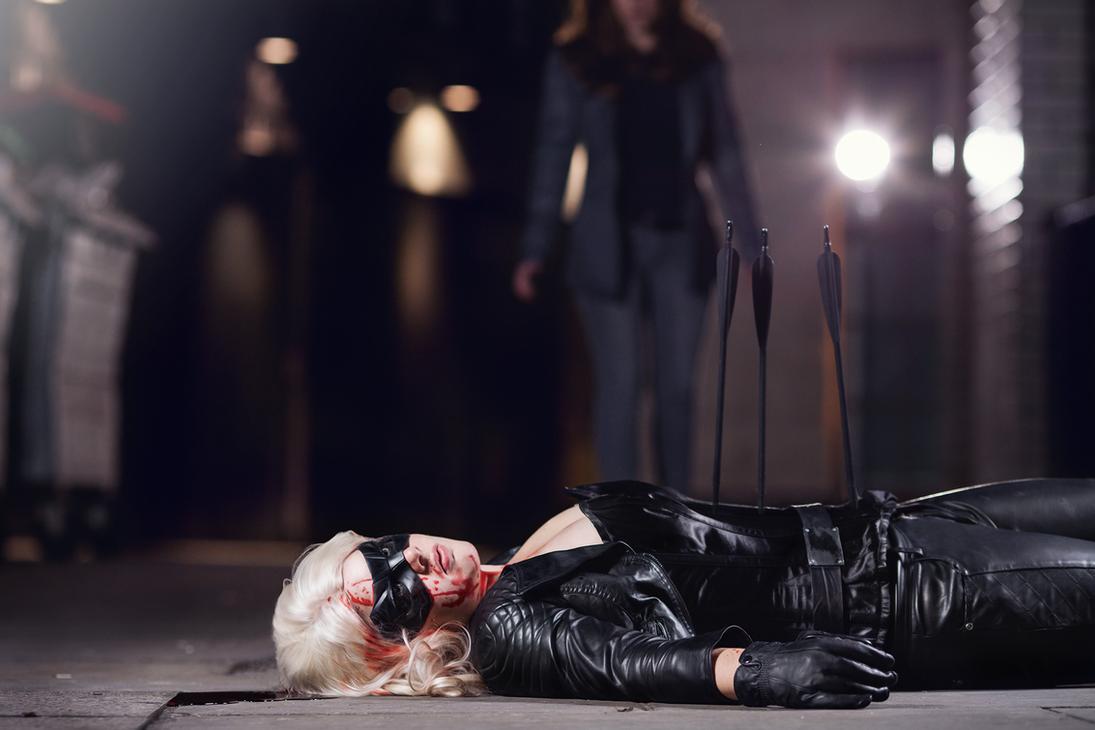 The Fall - Black Canary Cosplay by faramon