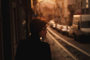 Lisbon's Heart by faramon