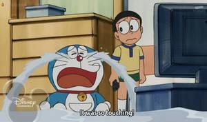 Doraemon On Disney Channel (March 17, 2008)