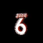 Zone 6 Logo (2009-2012)