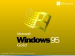 Windows 95 (Gold)