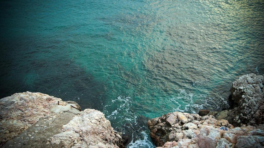 Mediterranean Sea by aleyavu on DeviantArt
