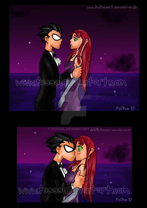 The True And Close Kiss By Fusssl On Deviantart