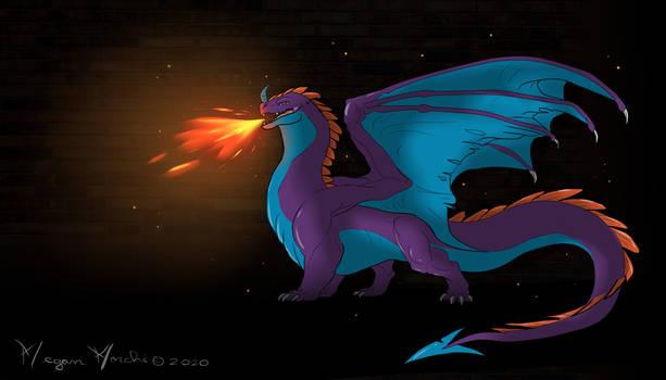 Childhood dragon