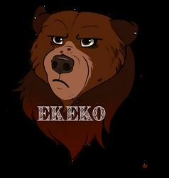 Ekeko badge