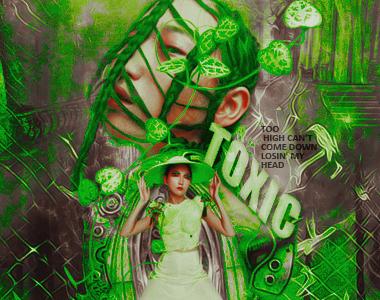 Toxic by Viilenia