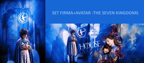 House Arryn by Viilenia