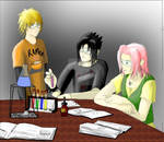Team seven Chemistry class