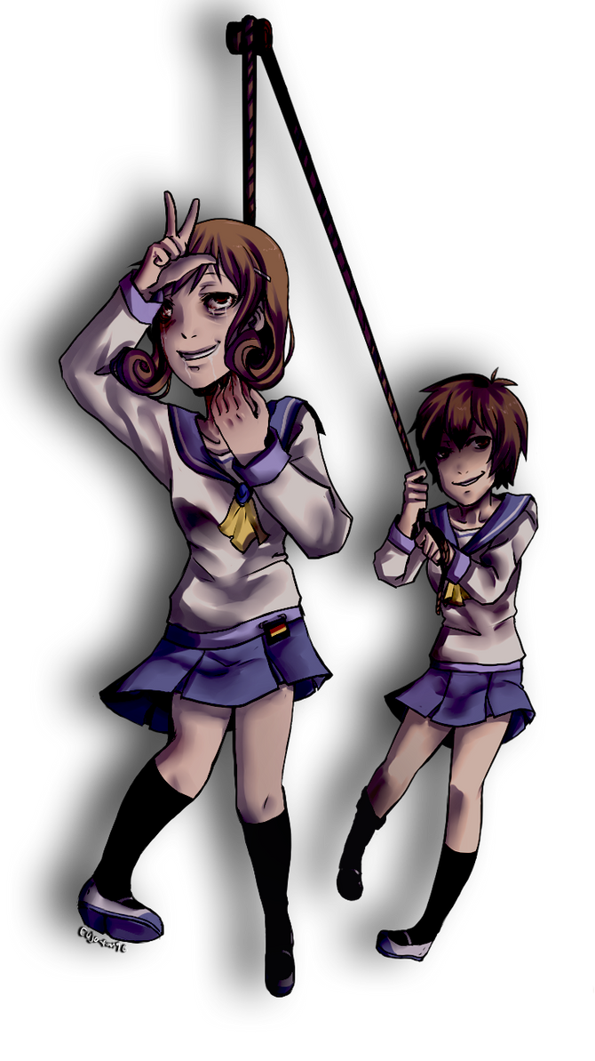 Corpse party Hangin  a...