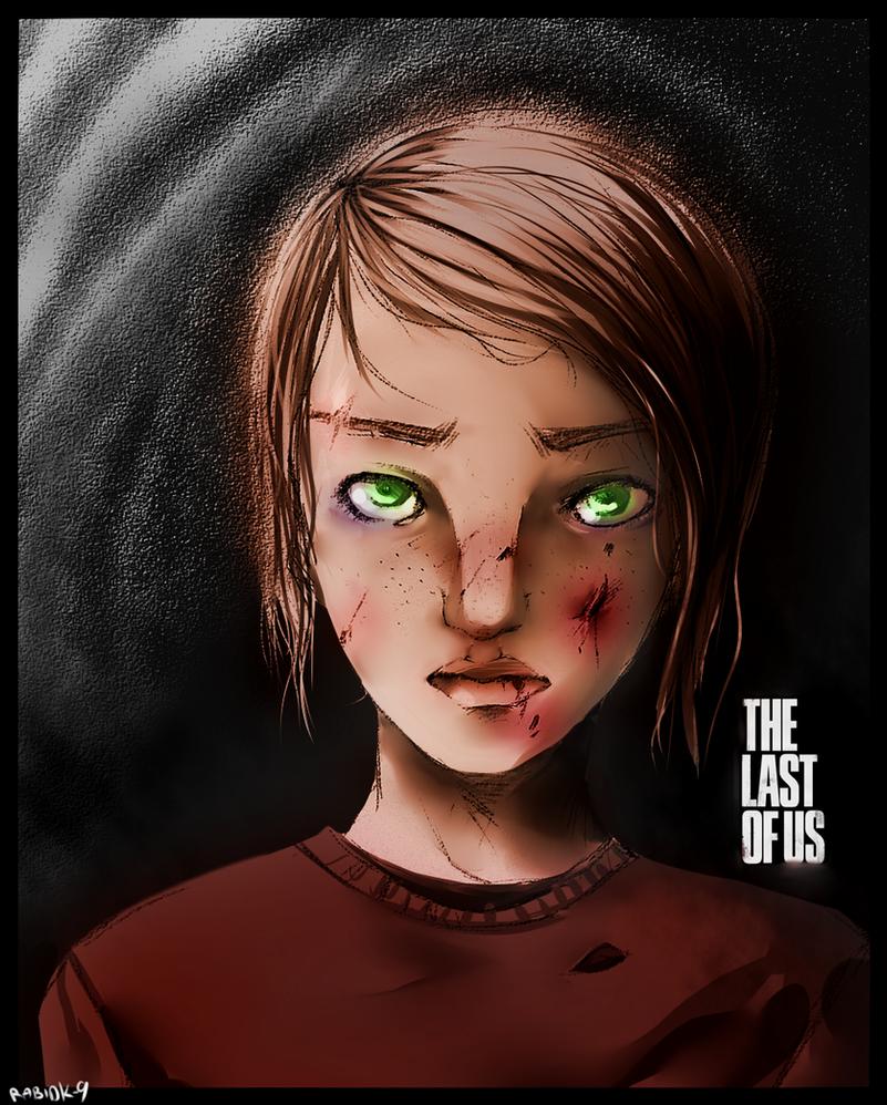 Ellie by RabidK-9