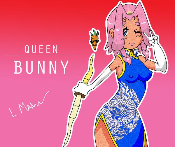 Queen Bunny 2014 by Mars345