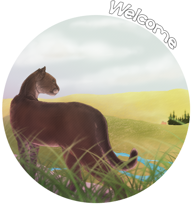Warriors Valley Stream - Welcome Banner 01 by October-Owl