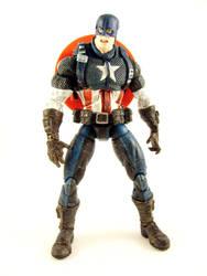 Captain America, Movie Style by MintConditionStudios