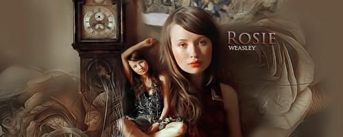 Rosie by HannaTinuviel